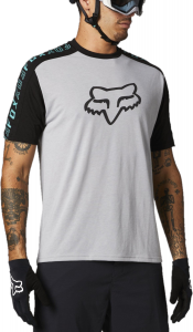 FOX Ranger DR Short Sleeve Jersey Steel Grey