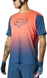 FOX Flexair Short Sleeve Jersey Atomic Punch