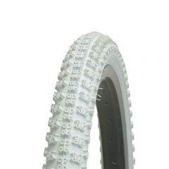 Freedom to Ride MX3 16 x 2.125 White