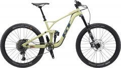 GT Force Carbon Expert 27.5 Mountain Bike Gloss Moss Green (2020)
