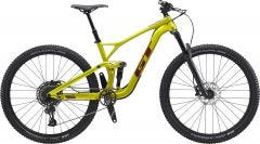GT Sensor Carbon Elite 29 Mountain Bike Gloss Limegold (2020)