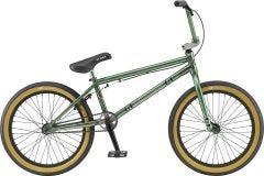 GT Performer 20 BMX Bike Trans Emerald Green (2020)