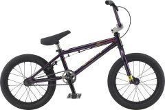 GT Performer Lil 16 BMX Bike Gloss Trans Purple (2020)