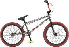 GT Air 20 BMX Bike Gloss Raw (2020)