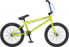 GT Conway Team Comp 20 BMX Bike Sat Chartreuse (2020)