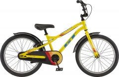 GT Siren 16 Kids Bike Gloss Yellow (2020)