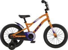 GT Siren 16 Kids Bike Gloss Orange (2020)