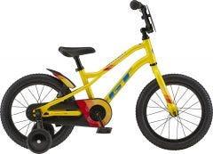 GT Siren 12 Kids Bike Gloss Yellow (2020)