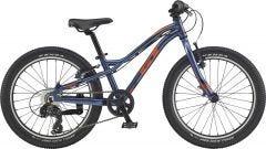 GT Stomper Prime 20 Kids Mountain Bike Blue/Silver (2020)