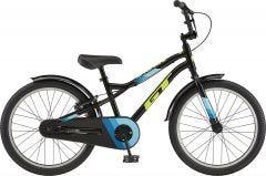 GT Grunge 20 Kids Bike Gloss Black (2020)