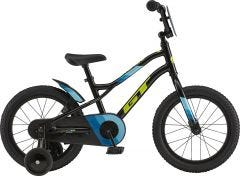 GT Grunge 16 Kids Bike Gloss Black (2020)