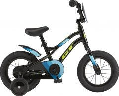 GT Grunge 12 Kids Bike Gloss Black (2020)