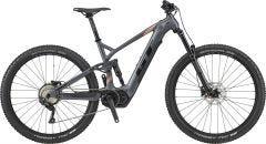 GT 29 eForce Current Electric Mountain Bike Satin Gunmetal