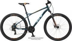 GT Aggressor Expert Mountain Bike Slate Blue (2021)