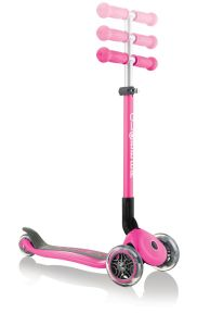 Globber Primo Foldable Scooter Deep Pink