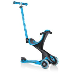 Globber Go Up Comfort Kids Scooter Sky Blue