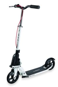 Globber One K Active Scooter with brake White