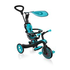Globber Explorer 4in1 Trike Teal
