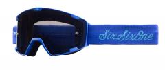 Goggles 661 Radia Script Blue