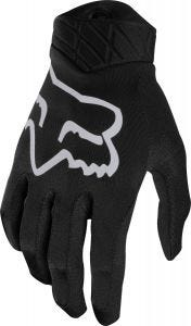 FOX Flexair Full Finger Gloves Black