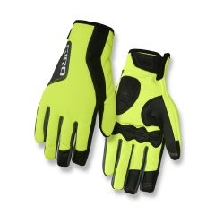 Giro Ambient 2.0 Full Finger Gloves Fluorescent Yellow