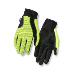 Giro Blaze 2.0 Full Finger Gloves Fluorescent Yellow