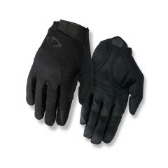 Giro Bravo Gel Full Finger Gloves Black