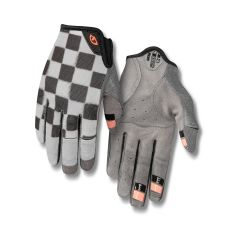 Giro LA DND Full Finger Women's Gloves Checkered