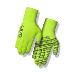 Giro Xnetic H20 Full Finger Gloves Highlight Yellow