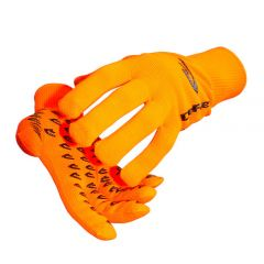 DeFeet Duraglove ET Full Finger Gloves Hi-Vis Orange
