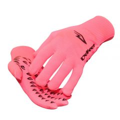 DeFeet Duraglove ET Full Finger Gloves Flamingo Pink