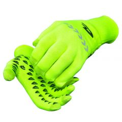 DeFeet Duraglove Full Finger Gloves ET Hi-Vis Yellow