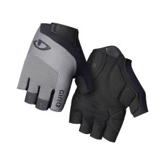 Giro Bravo Gel Short Finger Gloves Charcoal