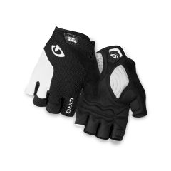 Giro Strade Dure Supergel Short Finger Gloves White/Black