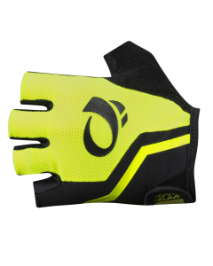 Pearl Izumi Select Short Finger Gloves Screaming Yellow/Black