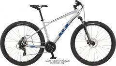 GT Aggressor Expert Mountain Bike Silver (2021)