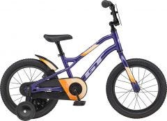 GT Siren 16 Girls Bike Gloss Purple (2021)