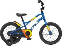 GT 16 Grunge Boys Bike Gloss Blue (2021)