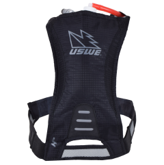 USWE 18 H1 Racer Pack Carbon Black