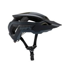 100% Altec Essential Helmet Black