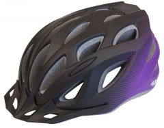 Azur L61 Helmet Purple/Black Fade