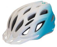 Azur L61 Helmet Satin White/Bubblegum Fade
