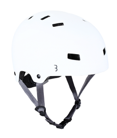 BBB Billy Helmet Matt White