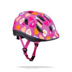 BBB Boogy Heart Girls Helmet