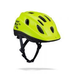BBB Boogy Boys Helmet Neon Yellow
