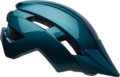 Bell Sidetrack II Kids Helmet Blue/Hi-Viz