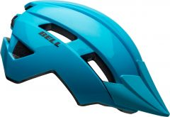 Helmet Youth Bell Sidetrack II Kids Helmet Light Blue