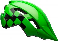 Bell Sidetrack II Kids Helmet Matt Green/Black