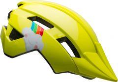 Bell Sidetrack II Kids Helmet Rainbow