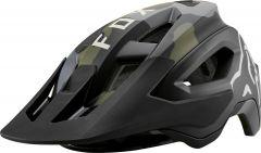 FOX Speedframe Pro Helmet Green Camo
